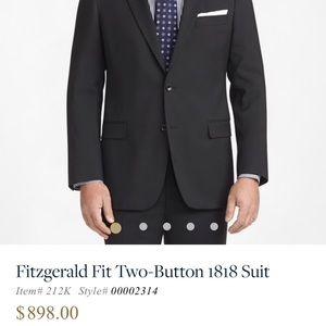 Brooks Brothers Suit